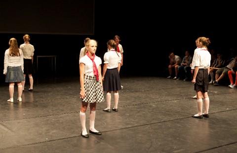 Macht|schule|theater im Schuljahr 2011/2012